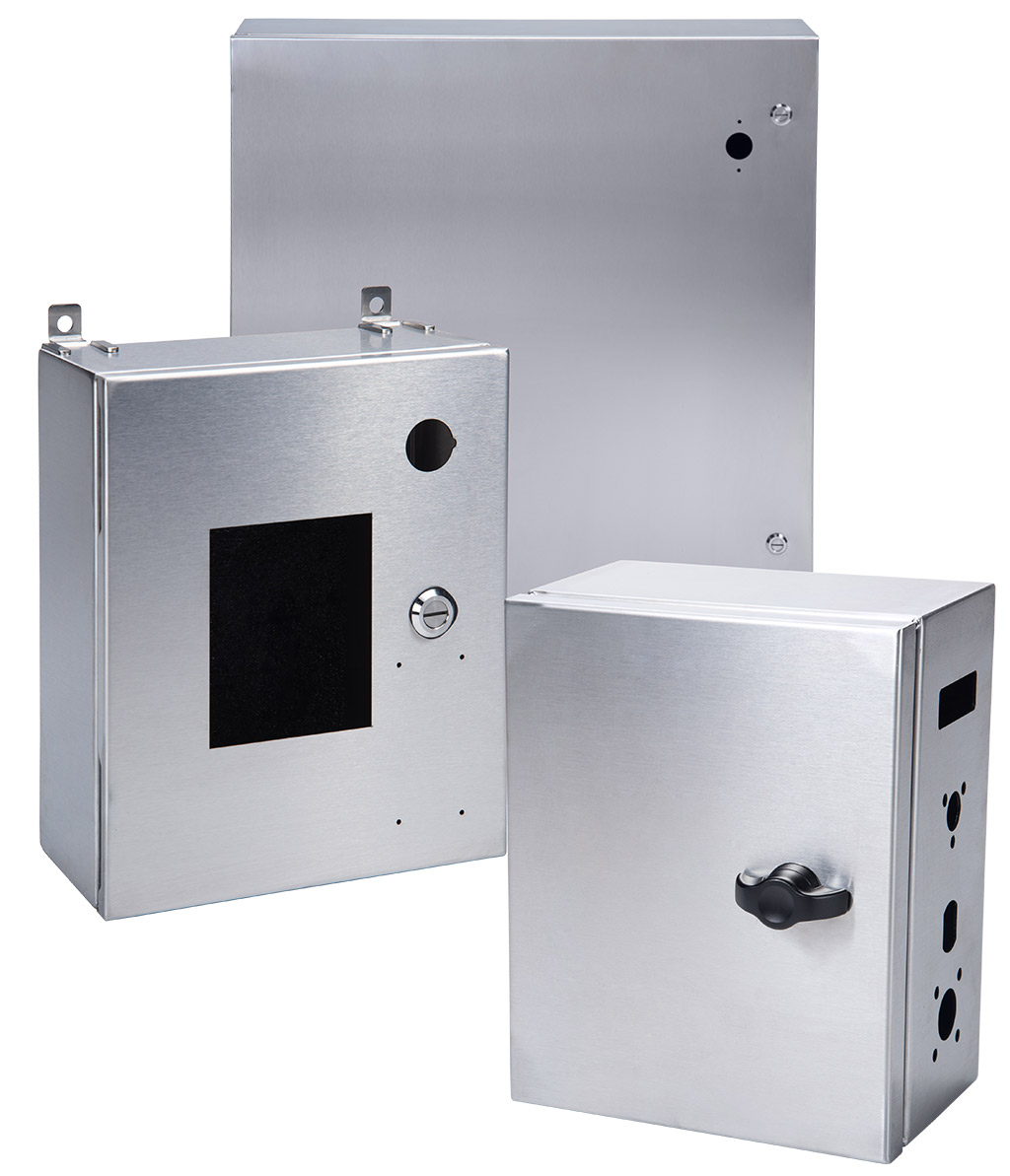 nema 4x stainless steel electrical enclosures